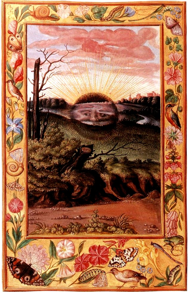 Solomon Trismosin. Splendor Solis.