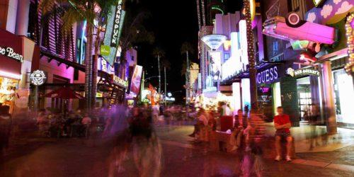 Universal CityWalk, LA.