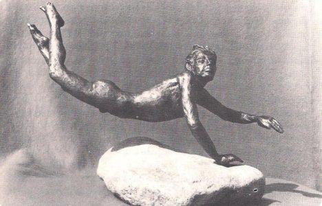 Colapesce statue, Sicilia